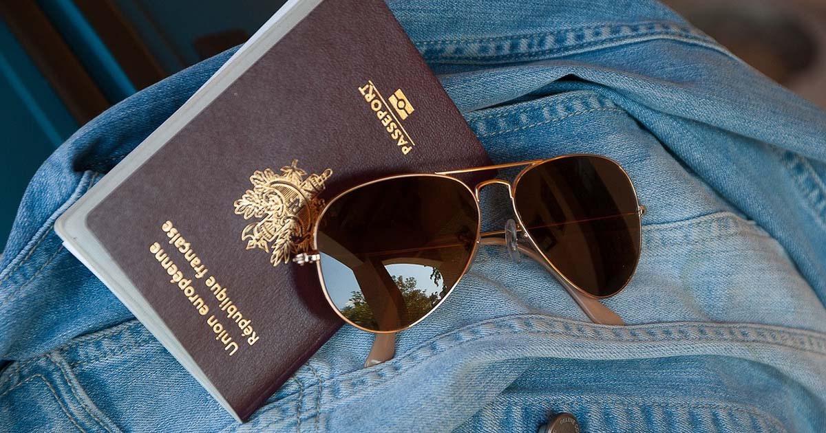 voyage avec passeport