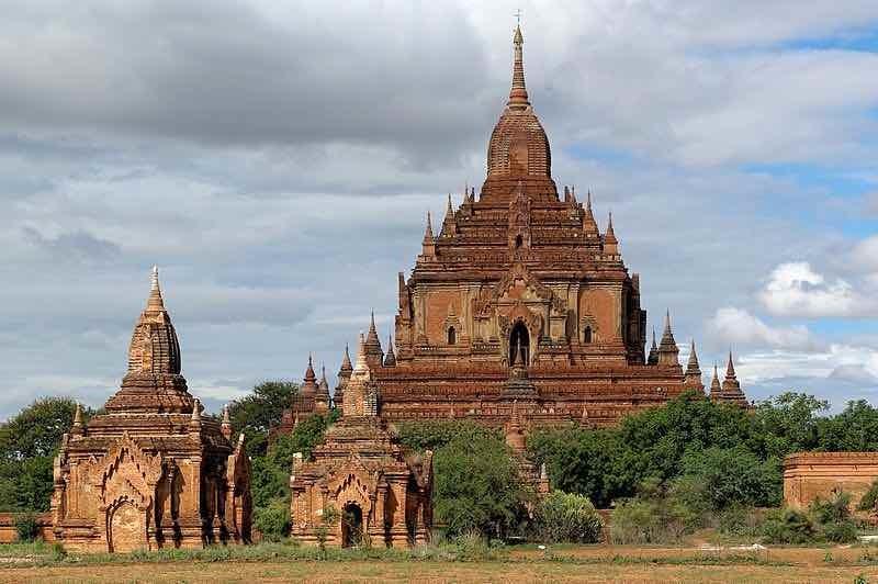 voyage birmanie