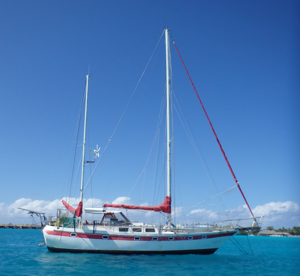 Le Phoenix à Bora Bora
