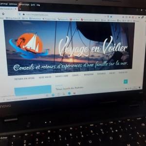 notre blog voyage en voilier