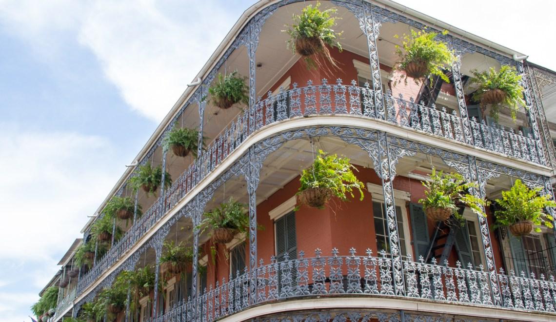 La belle Nouvelle Orléans
