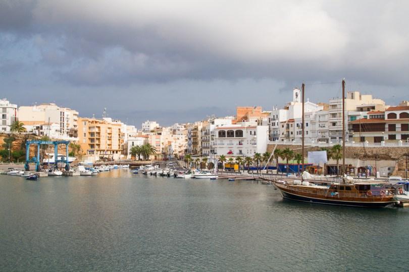 port Ametlla del Mar