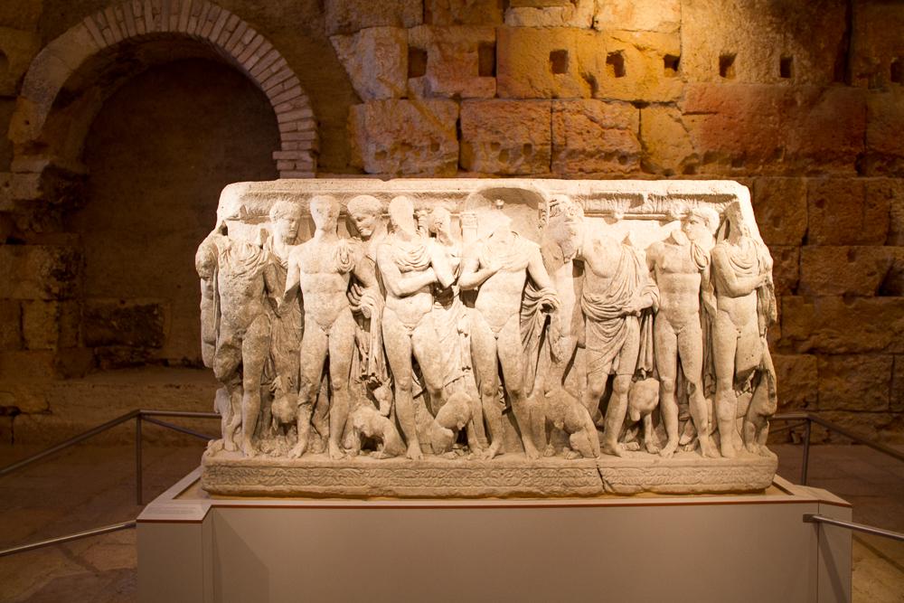Sarcophage Tarragone