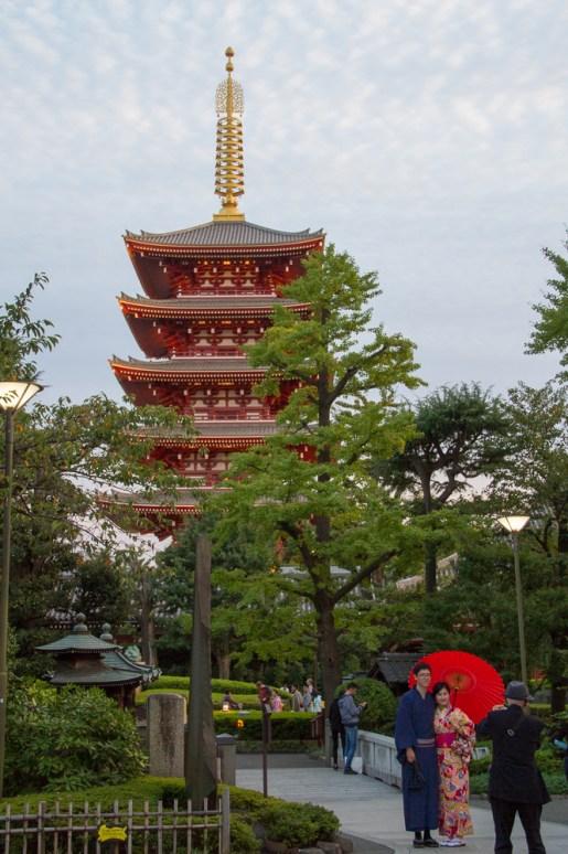 temple Senjo-ji tokyo