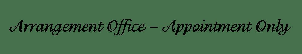 arrangement office