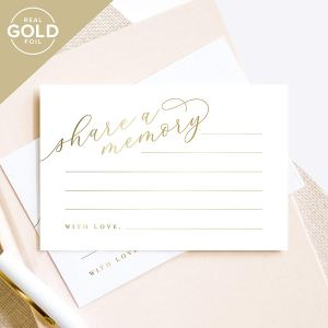 Gold Share a Memory Cards