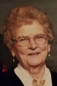 Picture of Hilda Wiebe nee Kastenschmidt