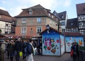 Les baraques de Noël (Colmar, 2013)