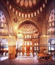 Istanbul : la Mosquée Bleue