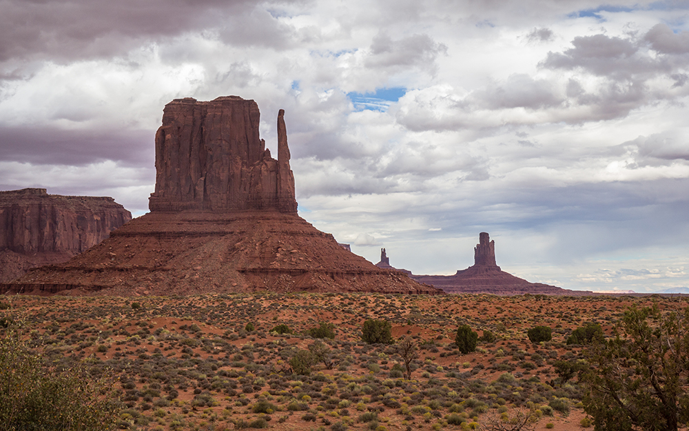 Mesa de Monument Valley