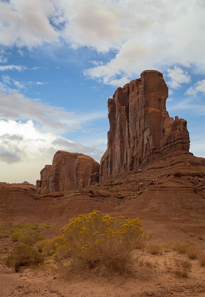 Camel Butte, Monument Valley