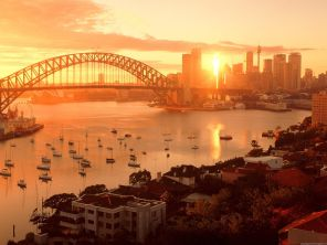 Gyphjolik au coeur de Sydney