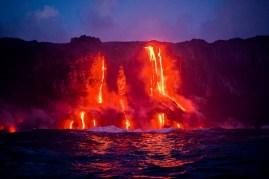 Jean-Marc Gyphjolik et les volcans d'Hawaï