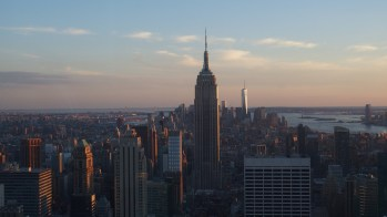 L'Empire State Building - Manhattan