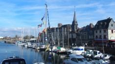 Port de Honfleur - Octobre 2015