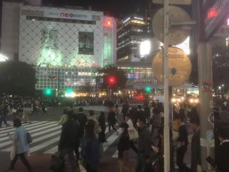 Shibuya-tokyo-Japon