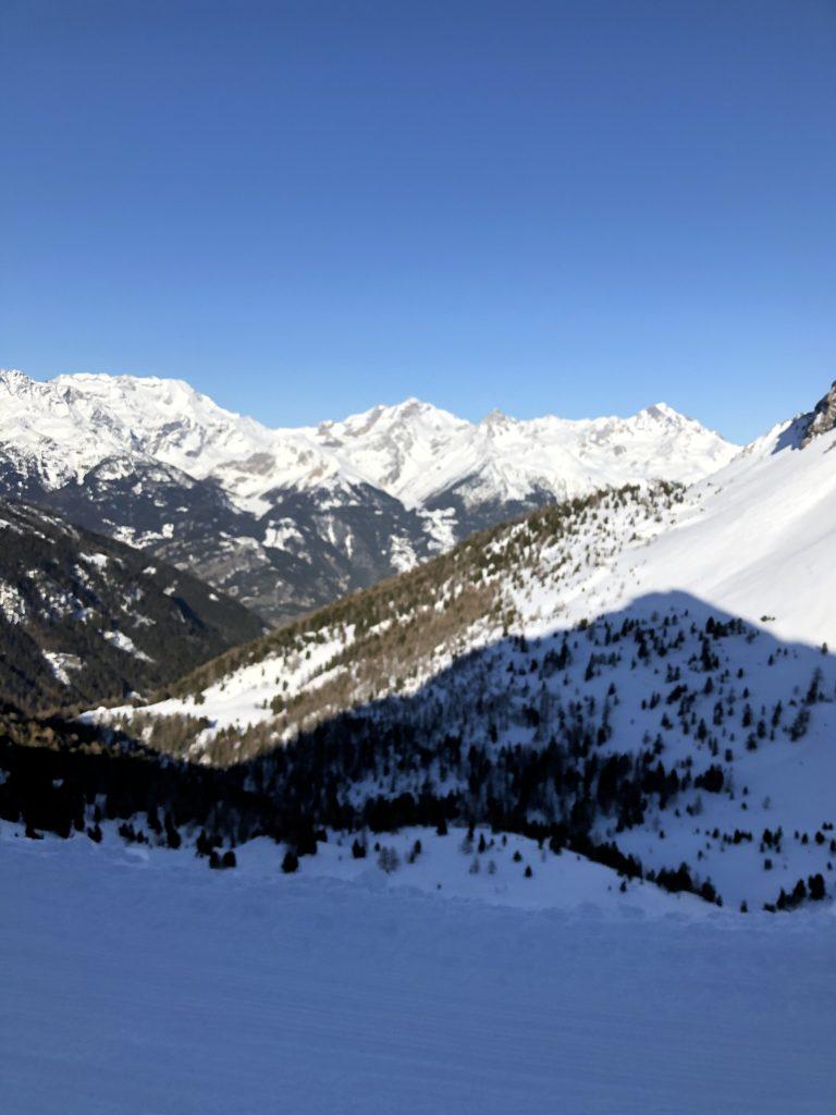 Skier à Valfréjus