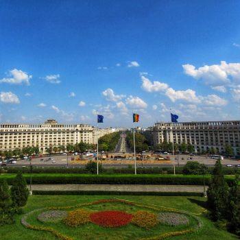 Bucarest-Roumanie
