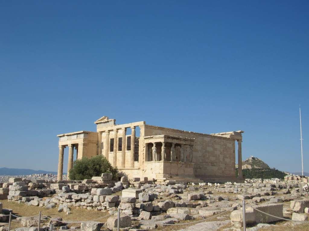 Érechthéion-acropole-athenes