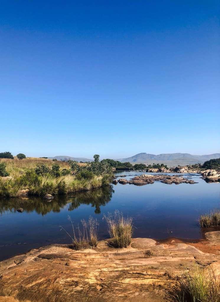 Bourkes Luke Potholes - Blyde River Canyon - Afrique du Sud