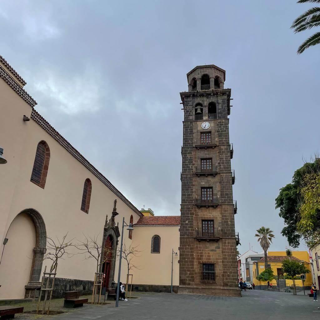 San Cristobal de la laguna - Tenerife