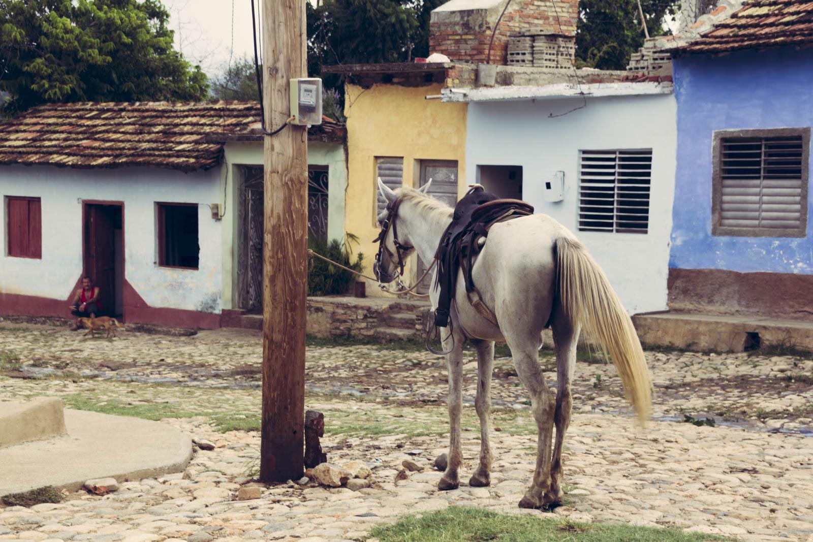 Trinidad, Santa Clara et le retour en train