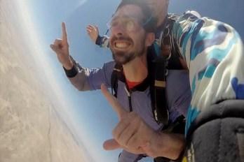 20150423 - Skydiving Benoit - 2 - Chute libre 4