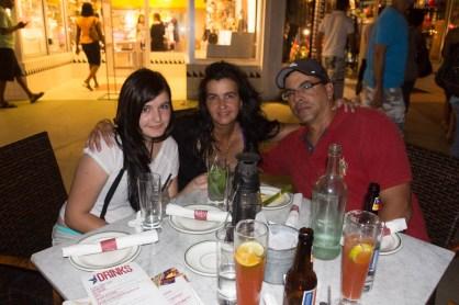 Ernesto et sa famille (CU) - Miami, FL, USA