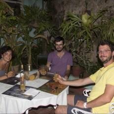 Nicolas et Clélia (FR) - Trinidad, CUBA