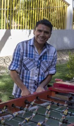 Jhonny (BO) - Sucre, BOLIVIE