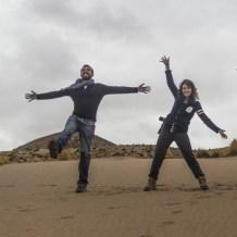 Pauline et Vincent (FR) - Tupiza, BOLIVIE