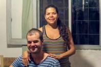 Natalia et Leo (AR/DE) - San Rafael, ARGENTINE
