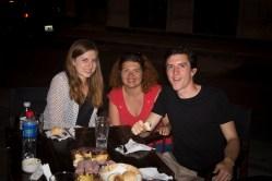 Lisanne et Fabian (DE) - Punta Arenas, CHILI - Buenos Aires, ARGENTINE