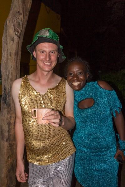 Pete et Tabitha (UK/KE) - AFRICA TRUCK