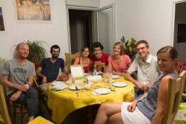 PR, Laetitia, Miss, Rémi, JB et Audrey (FR) - Lyon, FRANCE