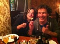Marielle et Thomas FR) - Oulan Bator, MONGOLIE