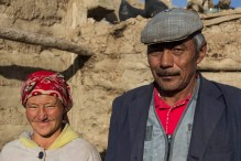 Paki et Lina (MG) - Achit Lake, MONGOLIE