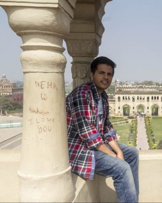 Sachin (IN) - Lucknow, INDE