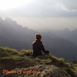 Hilary (US) - Debark, ETHIOPIE