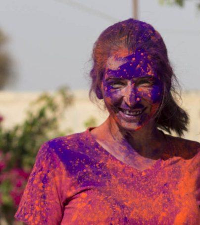 Nicky (UK) - Panchla Siddah, INDE
