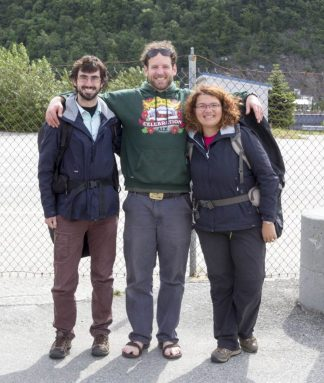 Sean (US) - Skagway, AK, USA