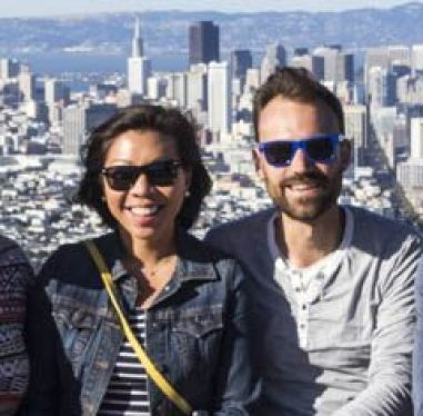 Loulou (FR) et Esther (US) - San Francisco, CA, USA