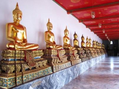 Wat Pho, Bangkok, Tailand