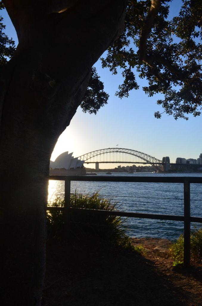 Le célèbre opéra de Sydney