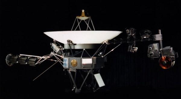 Voyager - Mission Status