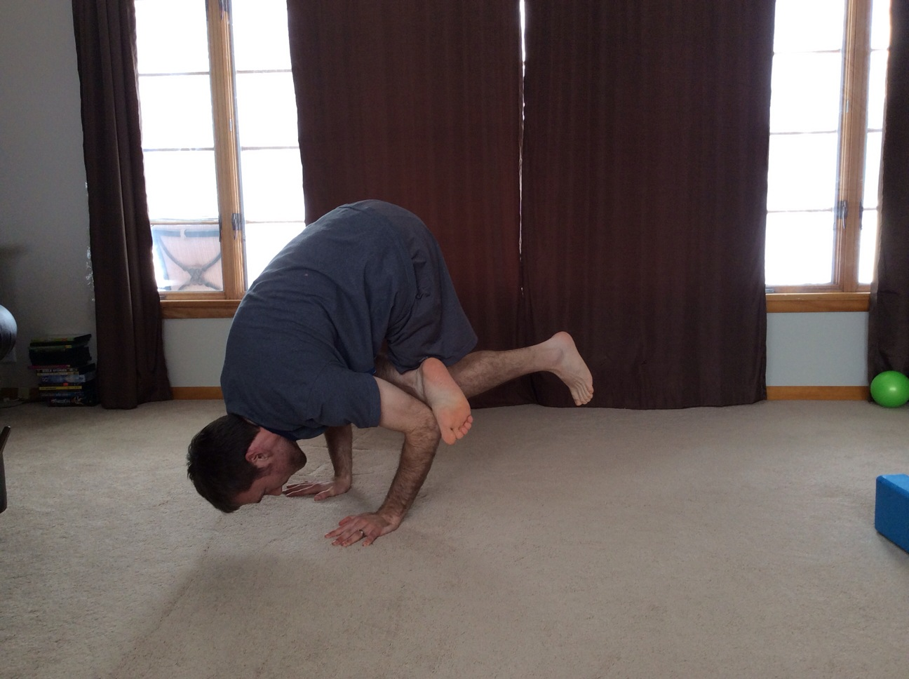 Some Sample Yoga Poses From P90x3