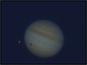 Jupiter sur le 314 Image du mois