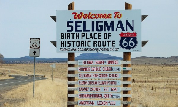 seligman sign