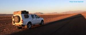 Namibia pustynna droga gimp