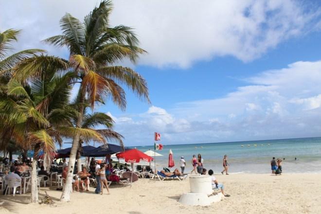 Plaża w Playa